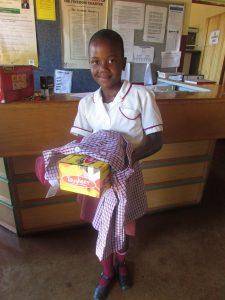Uniform donation